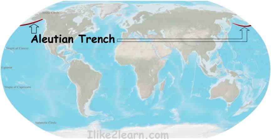 Aleutian Trench
