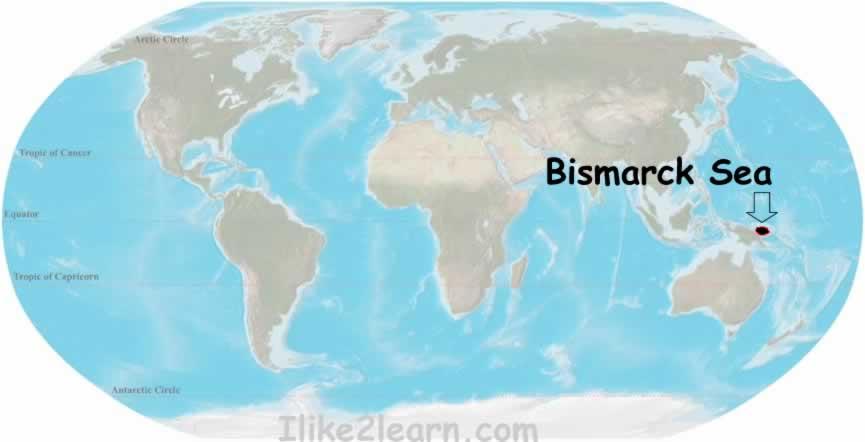 Bismarck Sea #