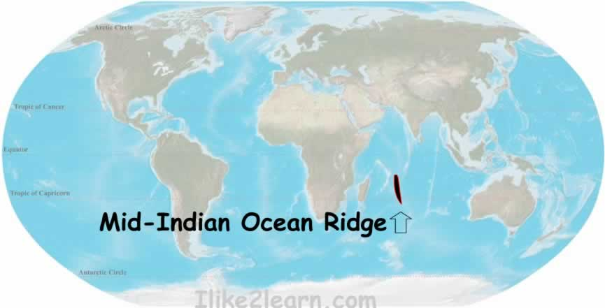 Mid-Indian Ocean Ridge