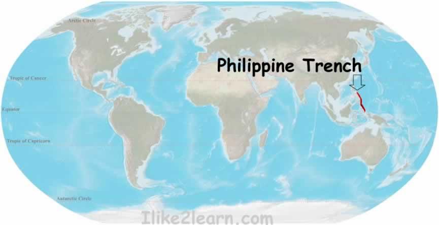 Philippine Trench